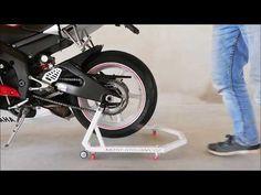 Zadní motostojan pro rolny Motostojany Leznovo - YouTube Youtube, Hacks, Bike, Motorbikes, Blue Prints, Bicycle, Bicycles, Youtubers, Youtube Movies