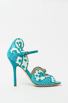 Isa Tapia spring 2014 shoes