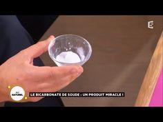 Le bicarbonate de soude : un produit miracle ! - YouTube