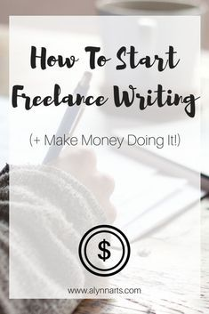 Freelance writing can be a great side or full income! Check out this article to find useful tips on starting your own journey! #freelance #writing #workfromhome