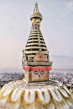 Eye of the Peace, Kathmandu, Nepal #visitNepal #helpNepal #supportNepal #volunteerforNepal #tourismtorebuild #traveltohelp #travel #tour #trek #Nepal #3TN email:info@3tnepal.com