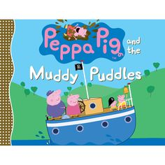 Read along with Peppa Pig in this adorable and fun storybook!