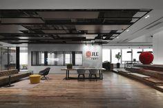 JLL Offices - Shanghai - Office Snapshots