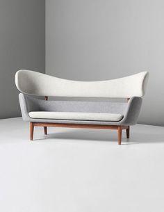 sublime design... MCM Finn Juhl... Denmark
