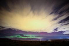 The Aurora Borealis was visible over parts of Wales last nightThe Aurora Borealis was visible over parts of Wales last night (credit Dark Sky Wales)