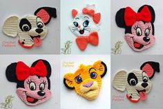 Minnie Mouse, Disney Characters, Fictional Characters, Baby Shoes, Knitting, Kids, Facebook, Characters, Appliques