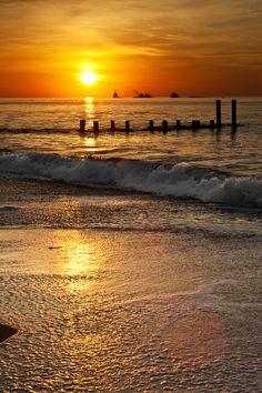 Cape May, NJ, Sunrise