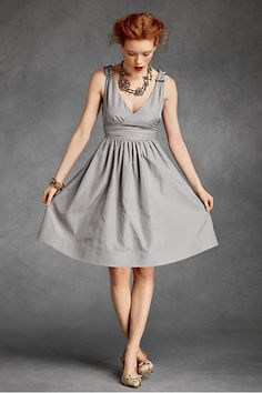 Adventures in Dressmaking: Bridesmaid Dress #2: Shauna