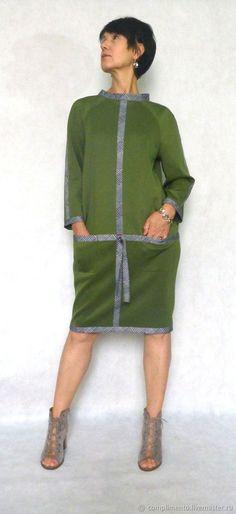 e024704bf92 Платья ручной работы. Заказать Платье О-силуэта ВЕРНИСАЖ -1. Designer Nelly  Novozhilova