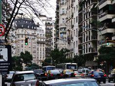 Caminando por las calles de Buenos Aires, es un sentimiento!