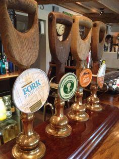 Fork Handles ale, Potting Shed Pub, Cotswolds