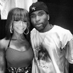 Lionhearted and complex simplicity me and teedra moses blk n white me n moses stopboris Images