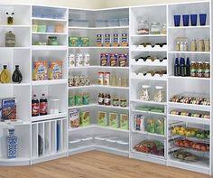 prep home pantry - Google Search