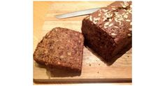 Sticky Banana, Walnut and Date Loaf