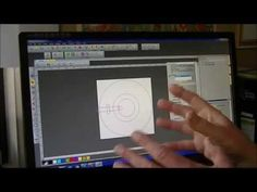 30 ArtCam Putting G codes and tool paths together:1 - YouTube