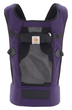 Infant ERGObaby 'Performance' Baby Carrier - Purple