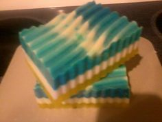 blueberry lemon bundt cake 8 oz almond oil and avacado butter Usda handmade soap