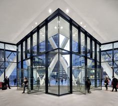 Hufton + Crow | Projects | The Gherkin