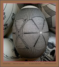 I always want the eggbot at Easter