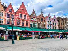 This Bruges 1 day itinerary covers the city's highlights and still leaves time for an afternoon beer break. Plan a Bruges day trip with this detailed guide. Old Windmills, Church Of Our Lady, Weekend Breaks, Beer Garden, Walking Tour, Public Transport, Have Time, The Locals, Belgium Bruges