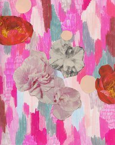 glassandbones:  Mixed media collage 2014 www.glassandbones.com