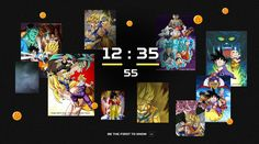 Bandai Namco Opens Dragon Ball Countdown Site       Bandai Namco Entertainment launched a website featuring a countdown timer and images of previous films, television anime, and games from the Dra... Check more at http://animelover.pw/bandai-namco-opens-dragon-ball-countdown-site/