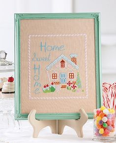Retro Christmas Cross Stitch - Fashioned with a nostalgic nod to the 1950s and '60s, the designs in Retro Christmas Cross Stitch from Leisure Arts take a whimsical approach to holiday greetings. Lee Fisher captures the fun graphic style and color palette of the Atomic Era with nine stitchery patterns that lend themselves to a variety of decorative projects.