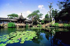 美しい!知られざる水の都・江蘇省のオススメ水辺の景色8選 5枚目の画像