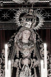 COFRADES DE ARAHAL: Nuevo paso de palio para la Santísima Virgen de lo...