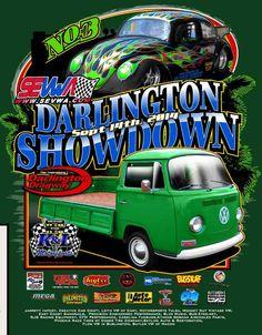 Darlington Showdown #3 - September 14th, 2014 - Hartsville, South Carolina, U.S.A.