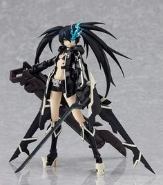 Black Rock Shooter figma (Game Version) by Good Smile