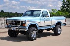 Image result for ford 1986 f-150 interior