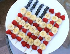 Cute, fun, healthy 4th of July ideas for kids and adults