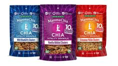 mommy's reviews: Mamma Chia NEW Organic Chia Granola Clusters Review & Giveaway