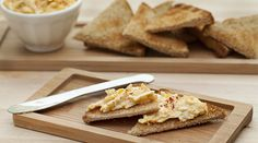 Chef Matthew McClure's Egg Salad is beautifully assembled with pickled hard-boiled eggs, mayonnaise, mustard, cayenne and paprika. Chef Recipes, Egg Recipes, Appetizer Recipes, Cooking Recipes, Appetizers, Brunch Recipes, Vegetarian Recipes, Pickled Eggs, Tasting Table