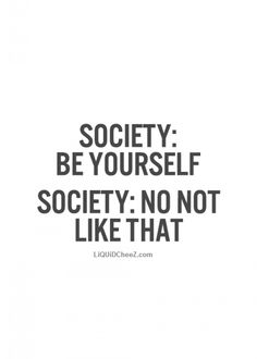 Beware Of The #Society