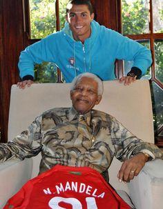 Mandela, un enamorado del deporte - Fotogalería - MARCA.com
