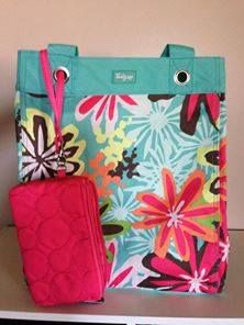 I think this bag will be one of my classic go to bags from now on! www.mythirtyone.com/514914