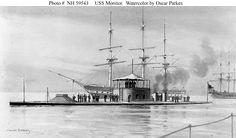 U.S. naval monitors | courtesy of dr oscar parkes 1936 u s naval history heritage command ...