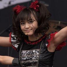 #babymetal #babymetaldeath #japan #kawaii #kawaiimetal #kawaiimetalprincess #kamiband #kikuchimoa #moakikuchi #moametal #idol #smile #sakuragakuin #sg