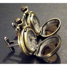Steampunk antiguos Victoriana estilo ámbar cristal por tempusfugit, $49,99