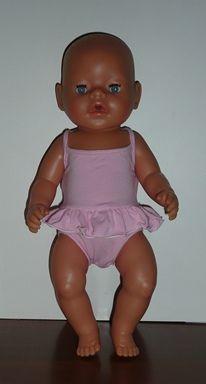 baby born ballet suit (me)