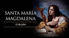 22 Julio. Santa María Magdalena, patrona de los peluqueros y los jardineros.