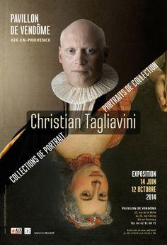 Christian Tagliavini : Collections de Portrait / Portraits de Collection, Aix-en-Provence (13090), Provence-Alpes-Côte d'Azur