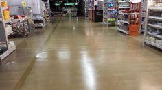 čištění podlahy a pokládka polymerových vosků - ochrany povrchu v Unimárketu