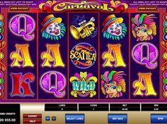 Probiere jetzt unsere Neusten aus online Spielautomaten Spiel Carnaval - http://freeslots77.com/de/kostenloser-online-spielautomat-carnaval/