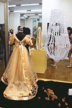 Belle Époque e Jeanne Paquin na Faculdade de Moda