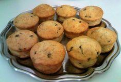 Muffins à la banane et pépites de chocolat