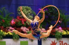 Arina Averina (Russia); Corbeil Essonnes 2015
