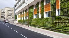 Building the cities of the future with green districts: Better design can make sense aesthetically, environmentally—and economically.